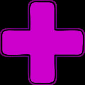 picture stock Plus clipart. Light purple clip art.