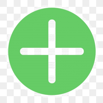 jpg transparent stock Plus clipart vector. Green sign png psd.