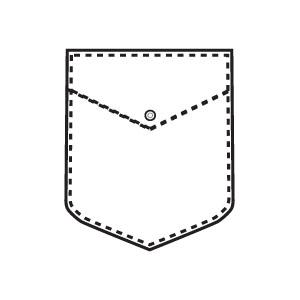 jpg library stock Pocket clipart. Clip art free panda.