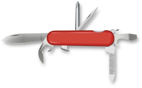 clipart royalty free library Pocket knife clipart. Pocketknife swiss army penknife