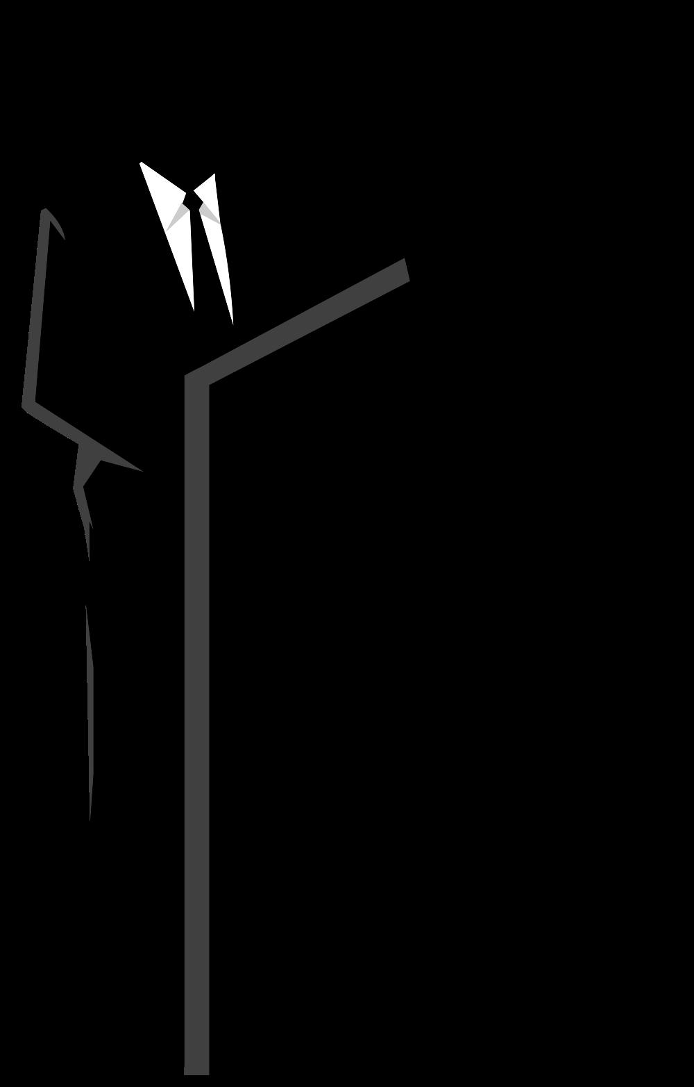 clip transparent stock File businessman silhouette svg. Podium clipart.
