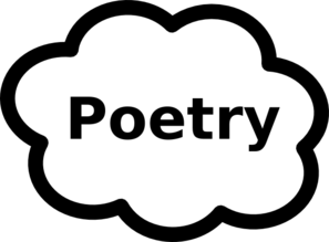 vector free Poem clipart. Book