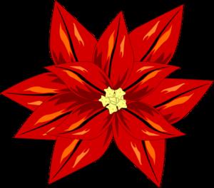 graphic transparent download Poinsettia clipart. Free poinsettias cliparts download.