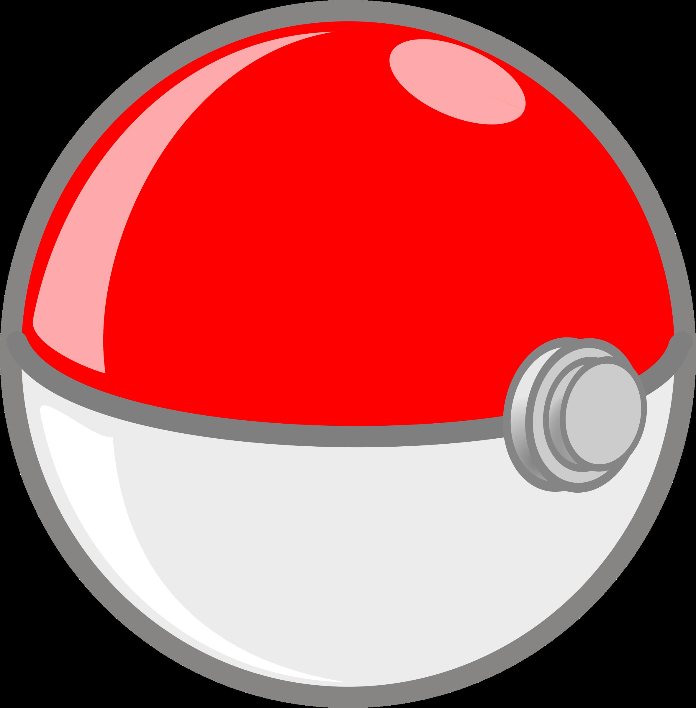 jpg royalty free library Poket ball big image. Pokeball clipart avatar