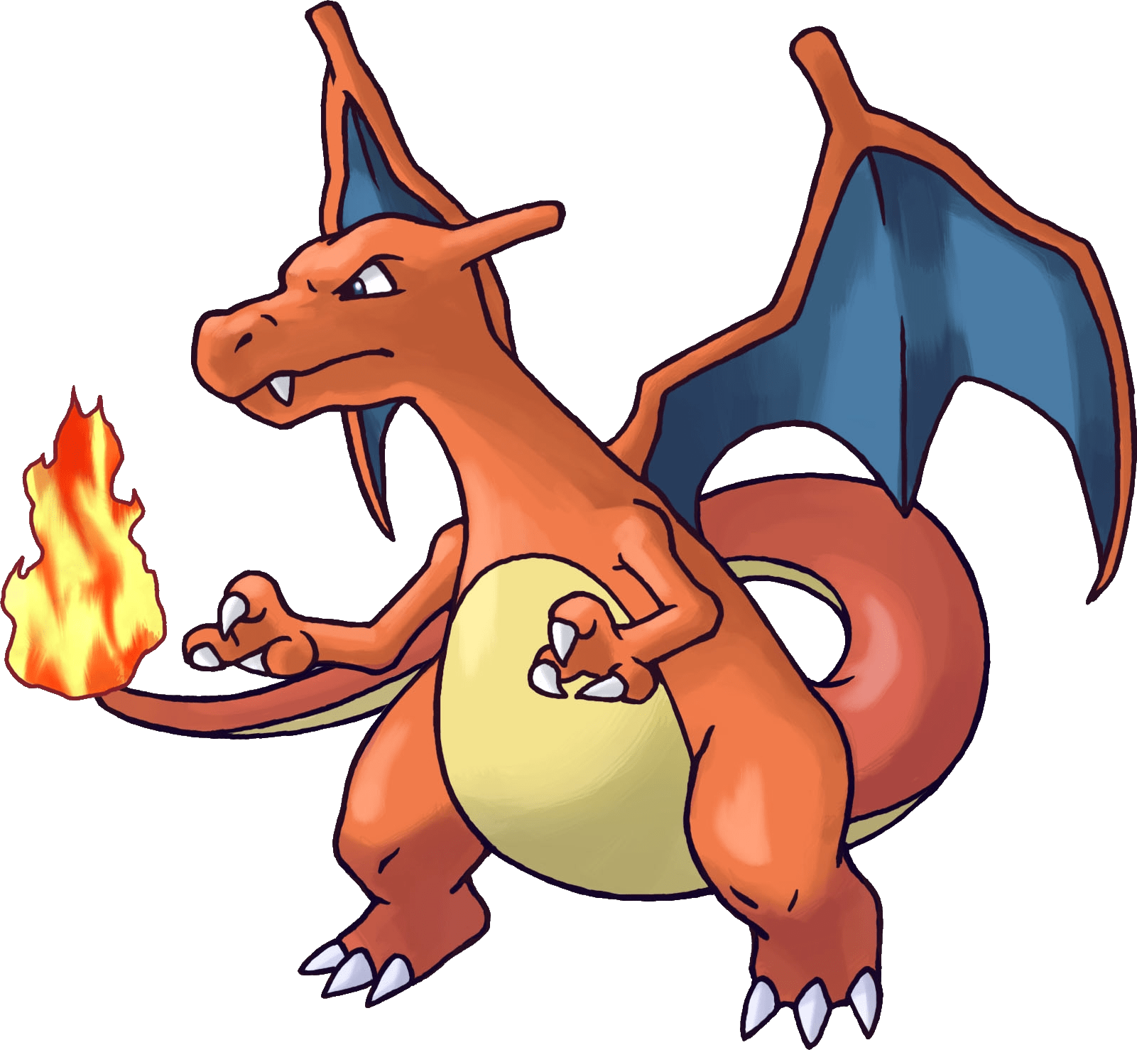 clipart free Charizard Pokemon transparent PNG