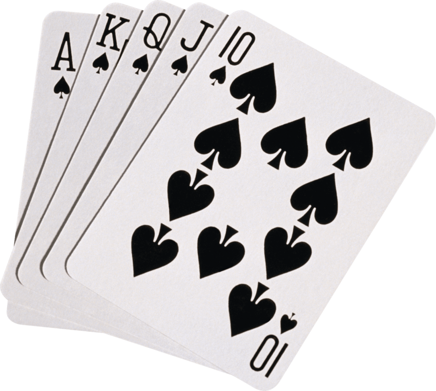 vector royalty free download poker png