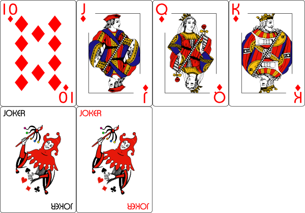 png transparent Playing Cards Clip Art at Clker