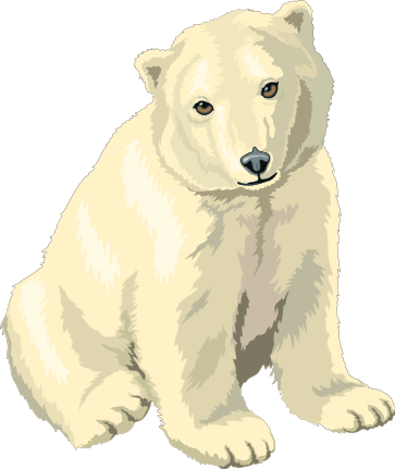 clip art freeuse Polar bear clipart. Free bears images graphics