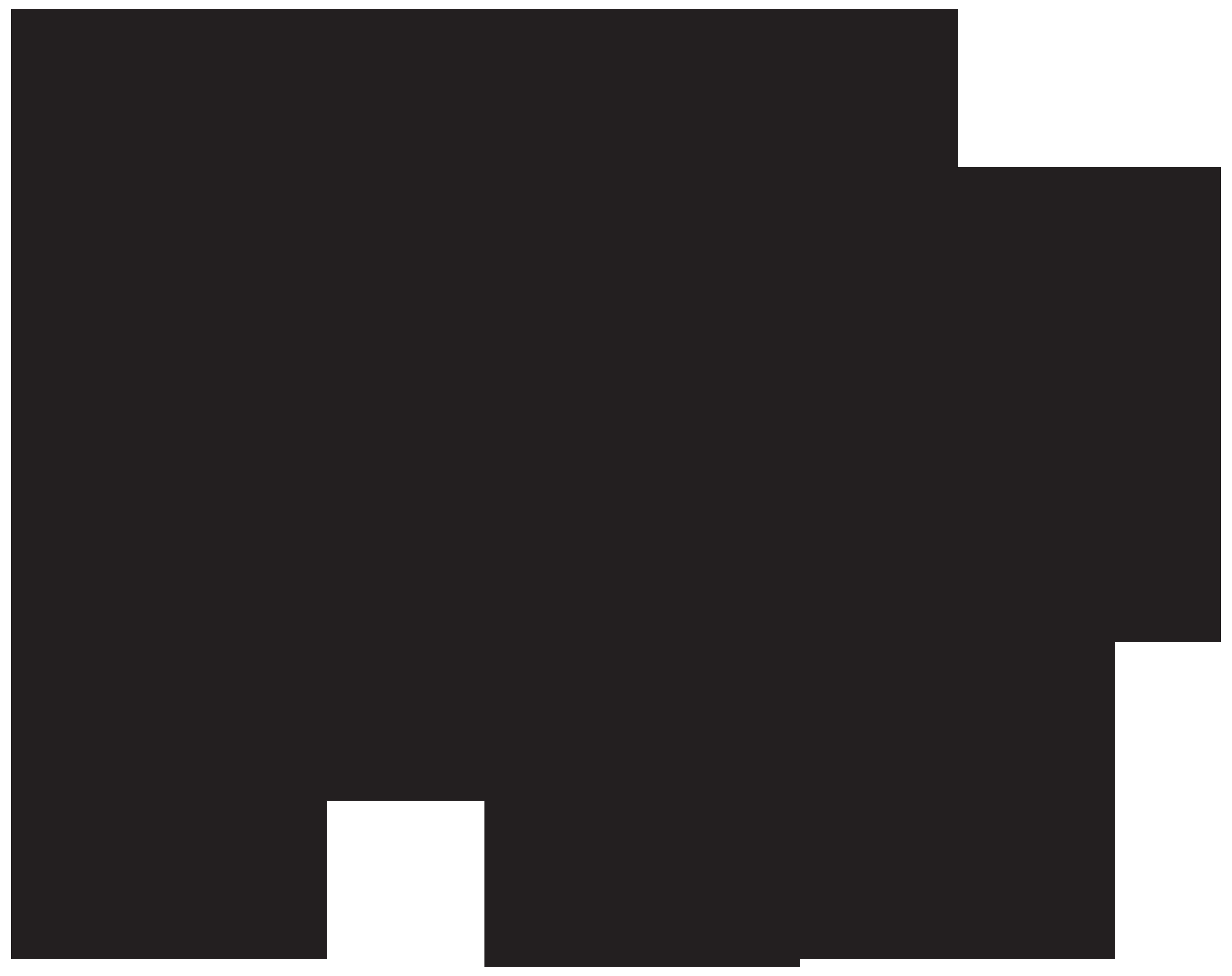 svg free Polar clip art at. Bear clipart silhouette