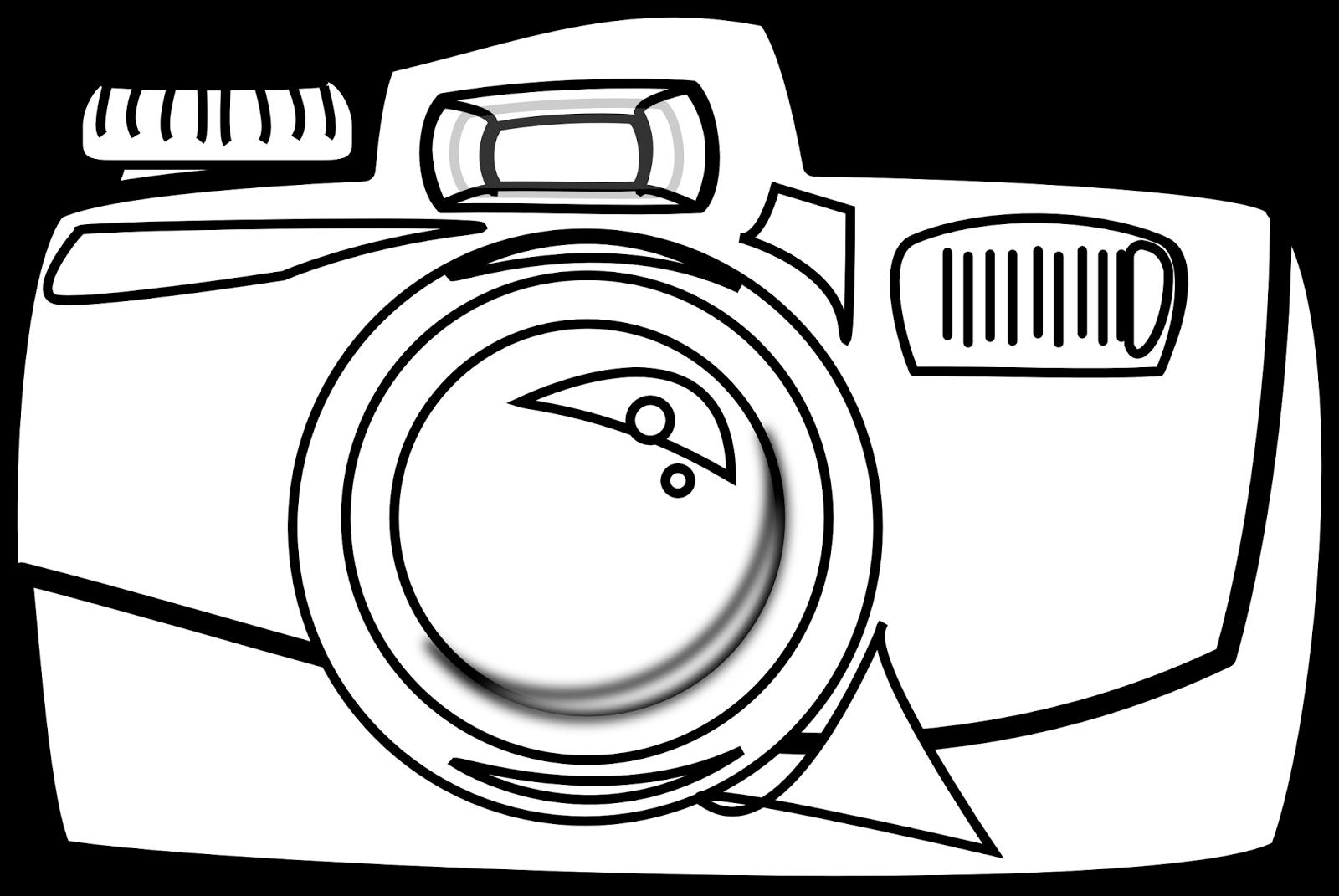 royalty free library Cartoon Camera Drawing at GetDrawings
