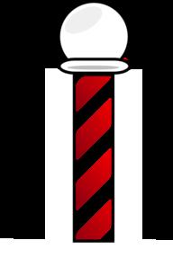 transparent stock Clip art at clker. Pole clipart.