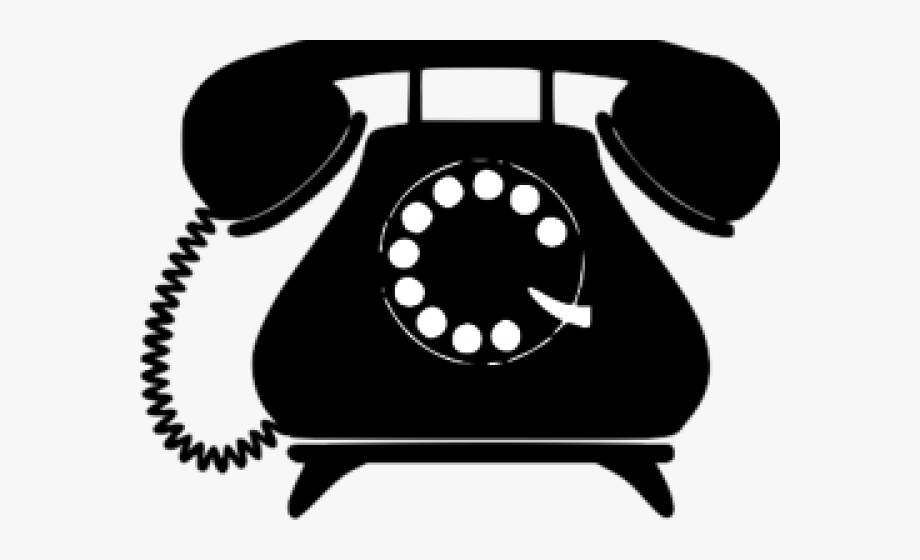 clip art Pole clipart vintage telephone. Svg old fashioned phone