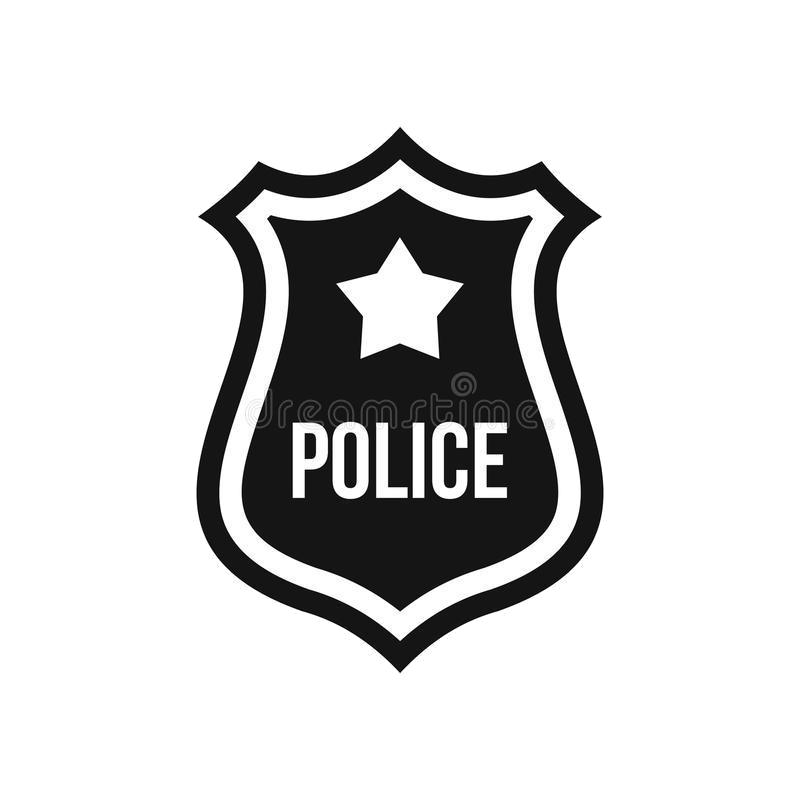 clipart royalty free stock Police badge clipart transparent. Clipartioncom png azpng