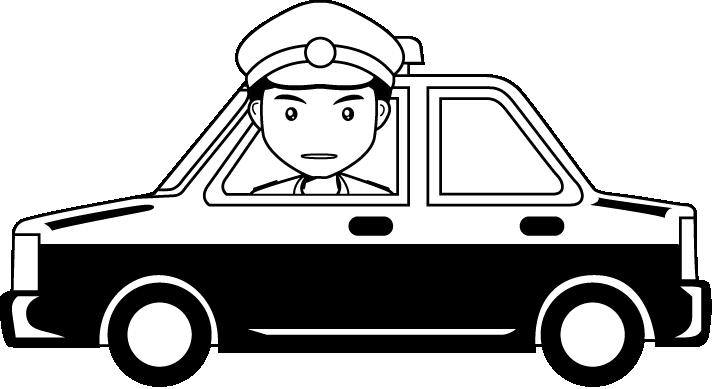 transparent download Police car clip art clipart