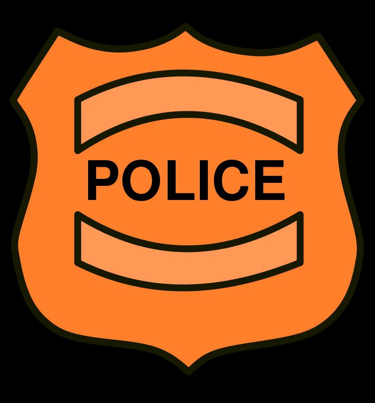 clipart transparent stock Clip Art Police Symbol Clipart