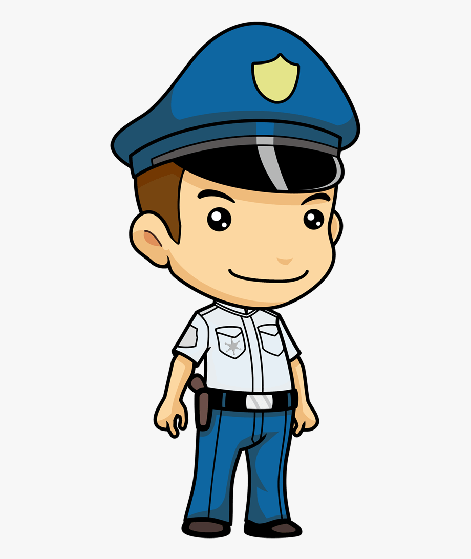 banner free Policeman police man free. Clipart cop