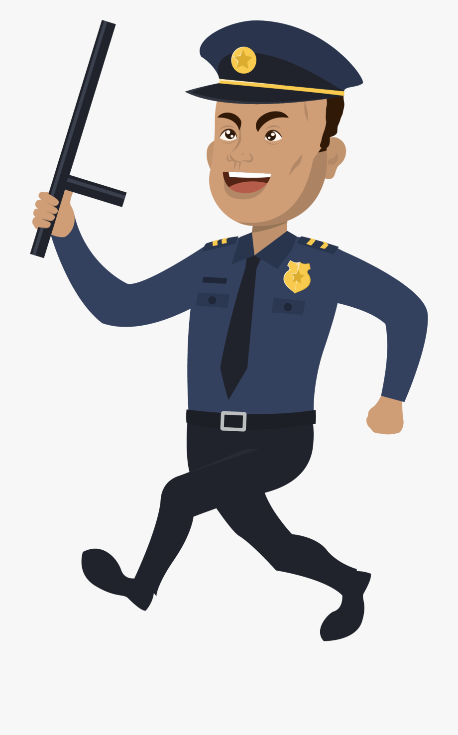 graphic download Patrol police man png. Policeman clipart