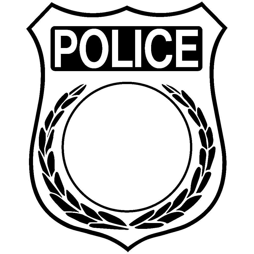 picture royalty free download Free police images download. Cop badge clipart