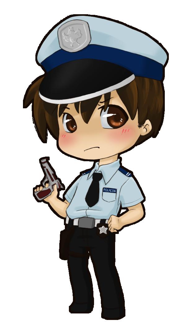 clipart free My tiny Policeman