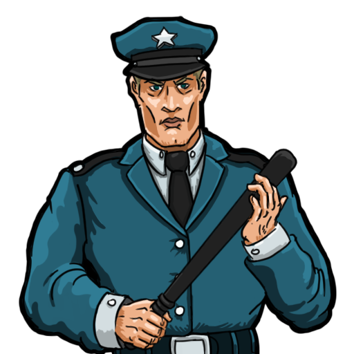clip art royalty free stock policeman clipart correctional officer #82245729