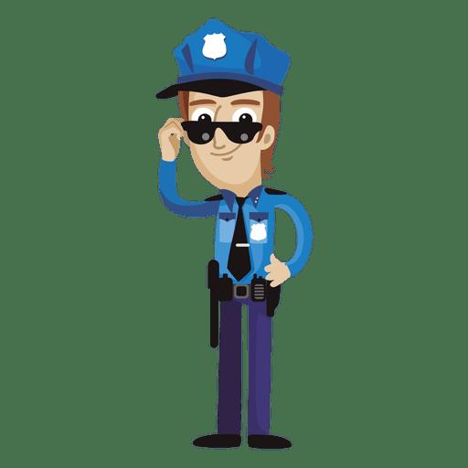 jpg library download Policeman funny cartoon