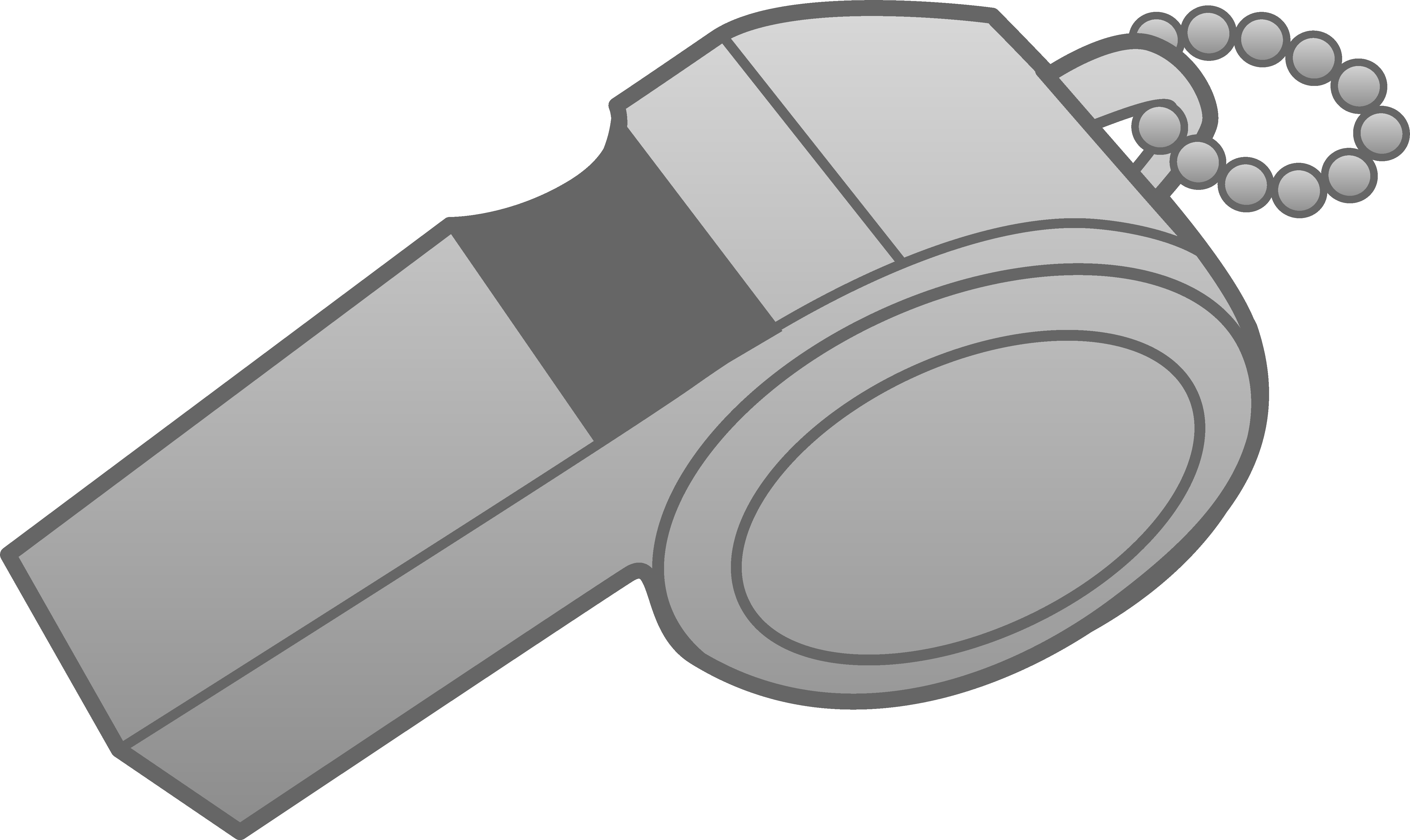 clip art free library Whistle Clipart