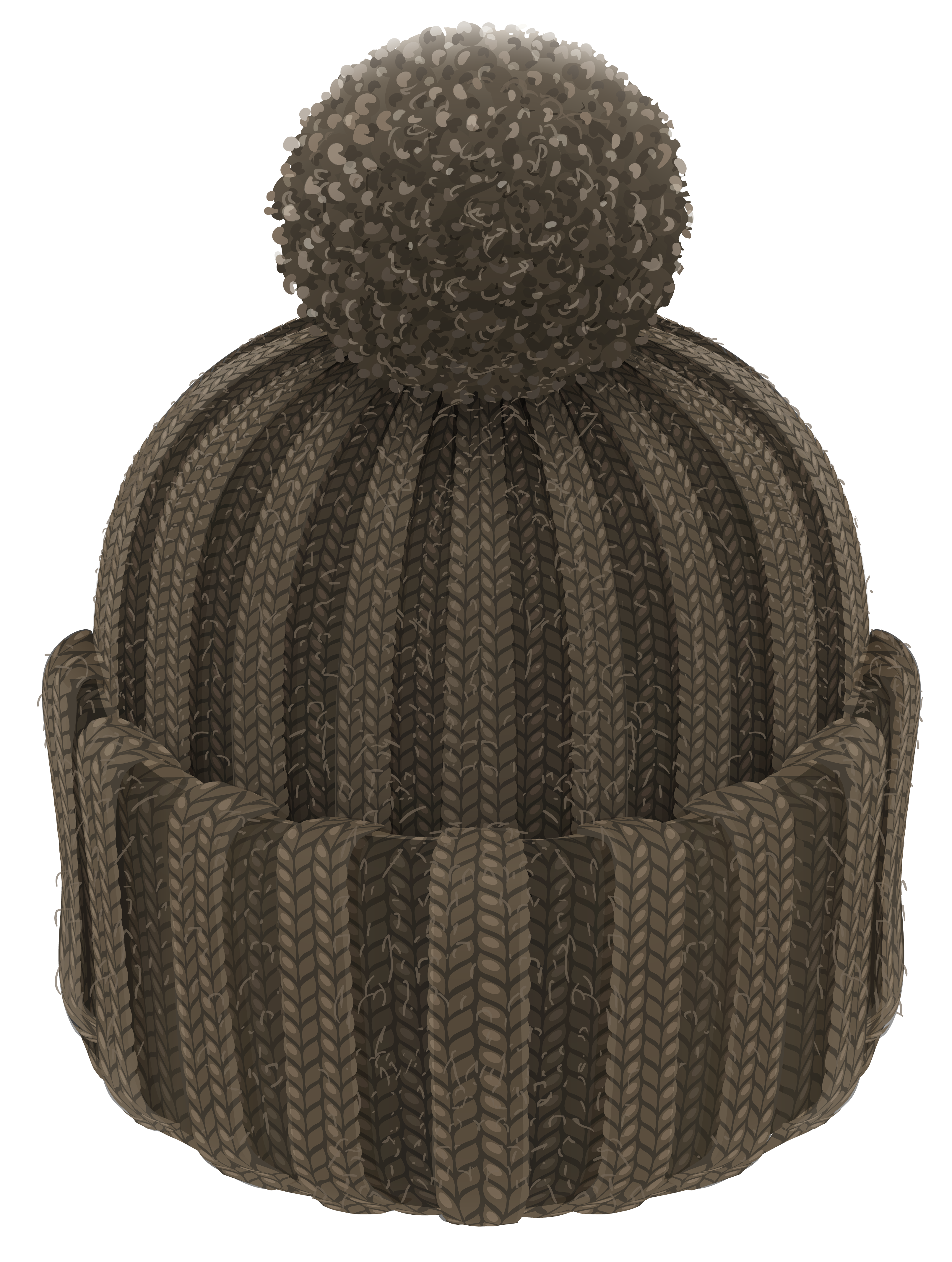 banner free Beanie transparent background. Pom hat png clipart