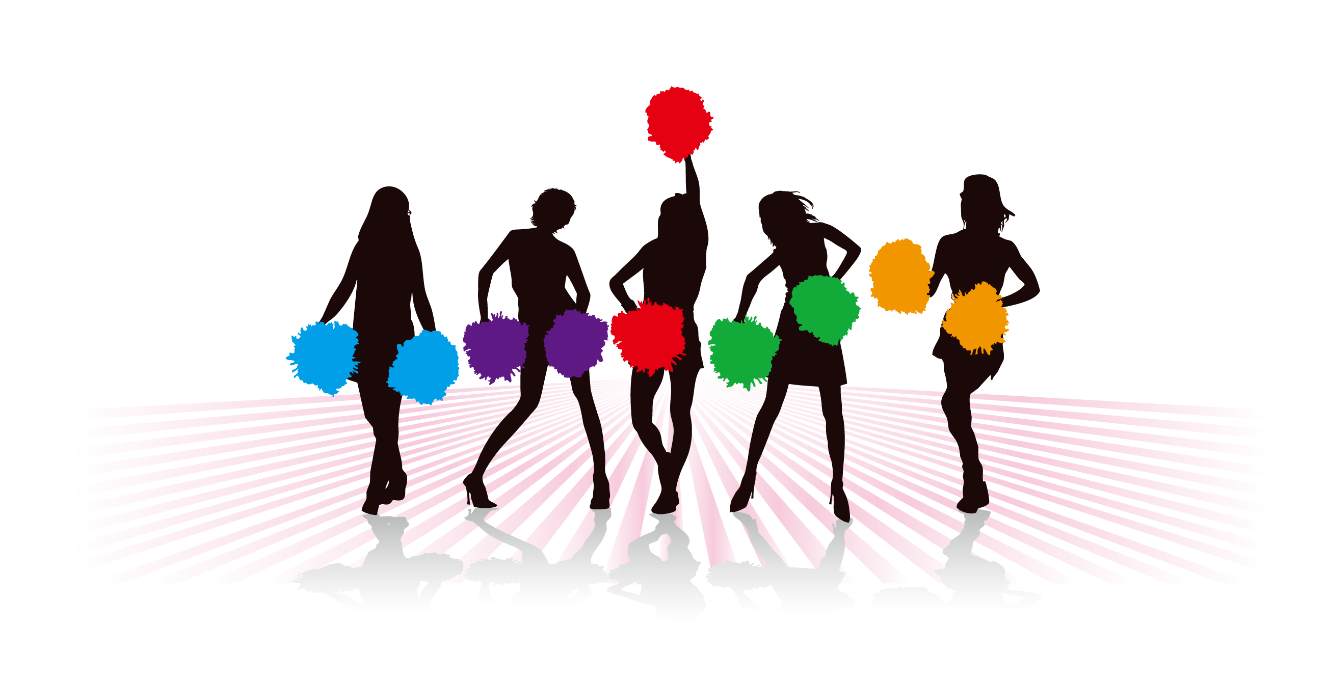 vector freeuse download Pom Pom Silhouette at GetDrawings