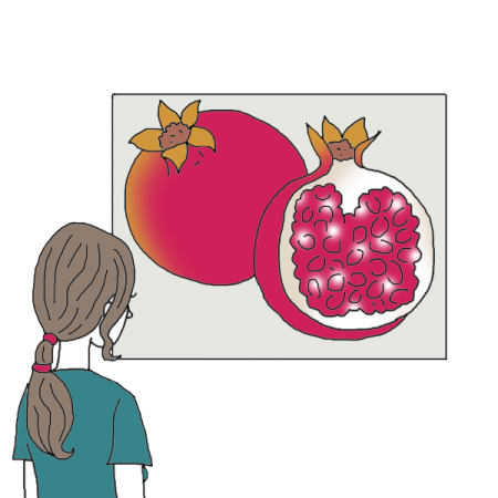 clip art royalty free library Pomegranate Dream Dictionary
