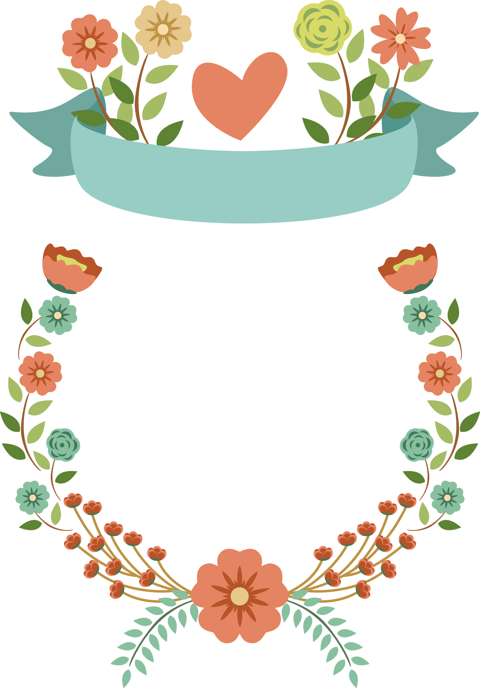 svg free download Material transprent png free. Pomegranate vector wreath