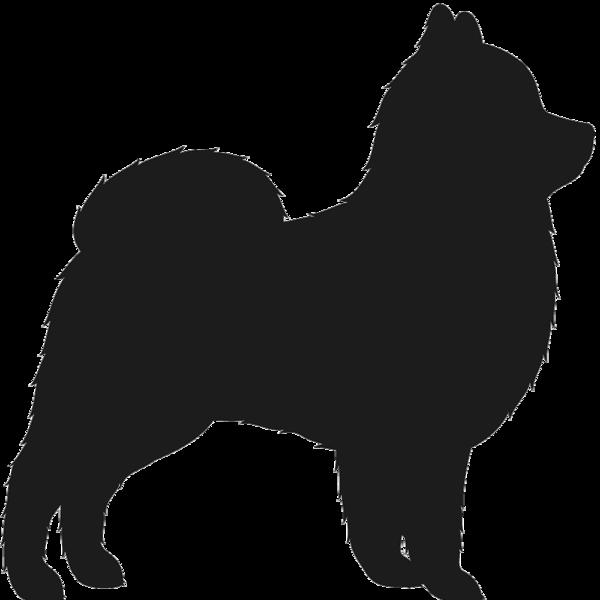jpg free download Pomeranian vector silhouette. At getdrawings com free