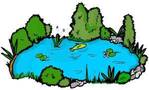 transparent Pond clipart. Clip art free panda.