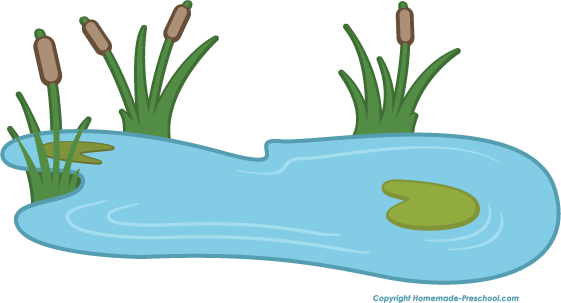 image freeuse stock Lily Pad Clipart pond animal
