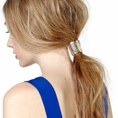 svg library download Beautiful long hair styles. Ponytail clip capsule