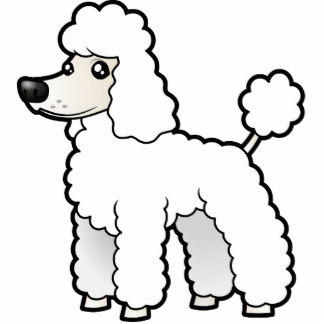 download Poodle clipart. Free mini cliparts download.