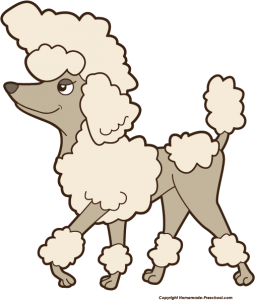 png freeuse download Poodle clipart. Free cliparts download clip.