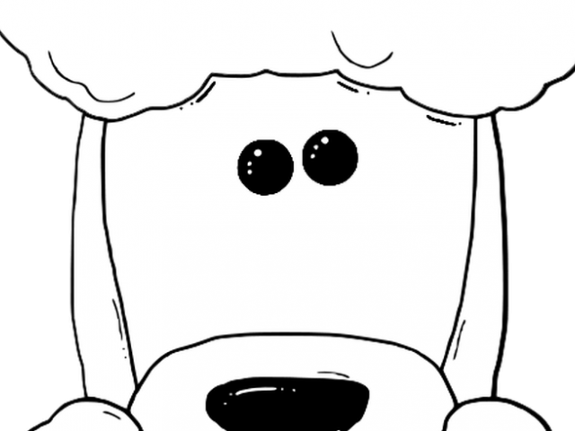banner royalty free Free on dumielauxepices net. Poodle clipart black and white.
