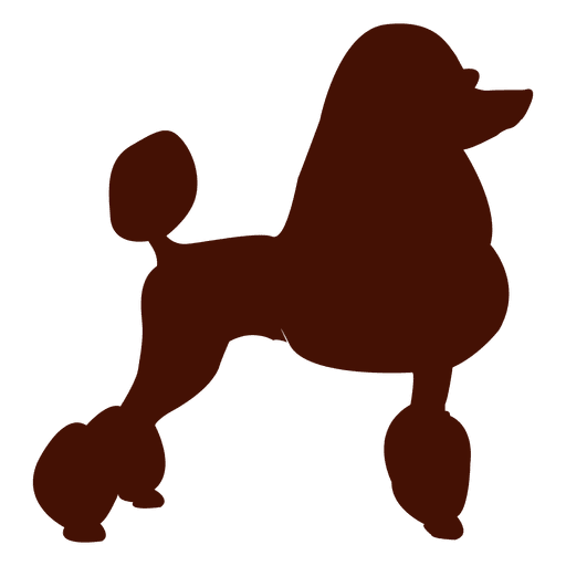 clipart free Poodle Silhouette at GetDrawings