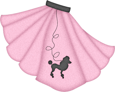 svg free poodle skirt clipart #66800075