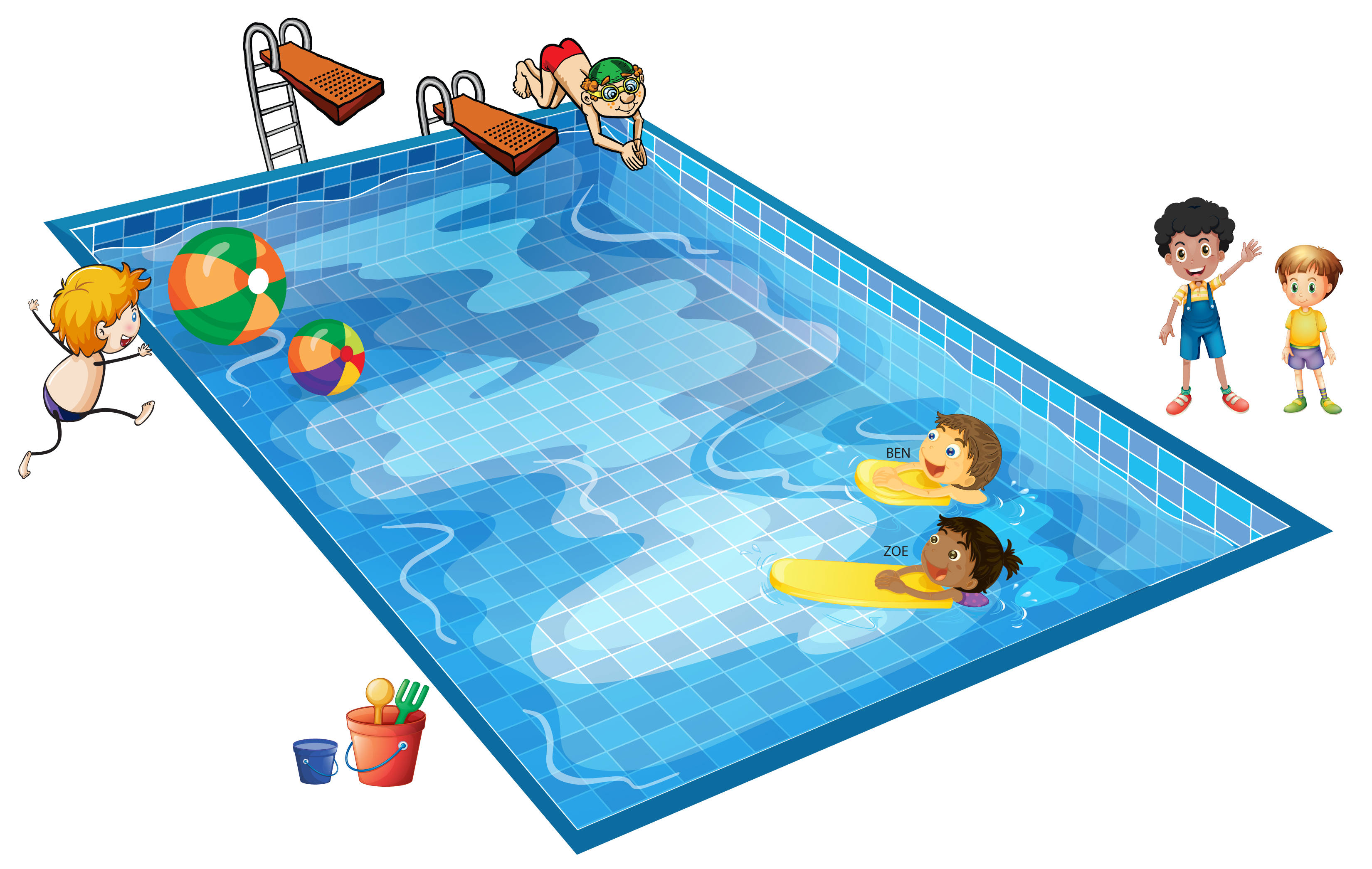 jpg library library Free cliparts download clip. Pool clipart.