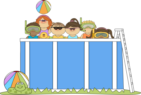 clip freeuse stock Summer . Pool clipart.