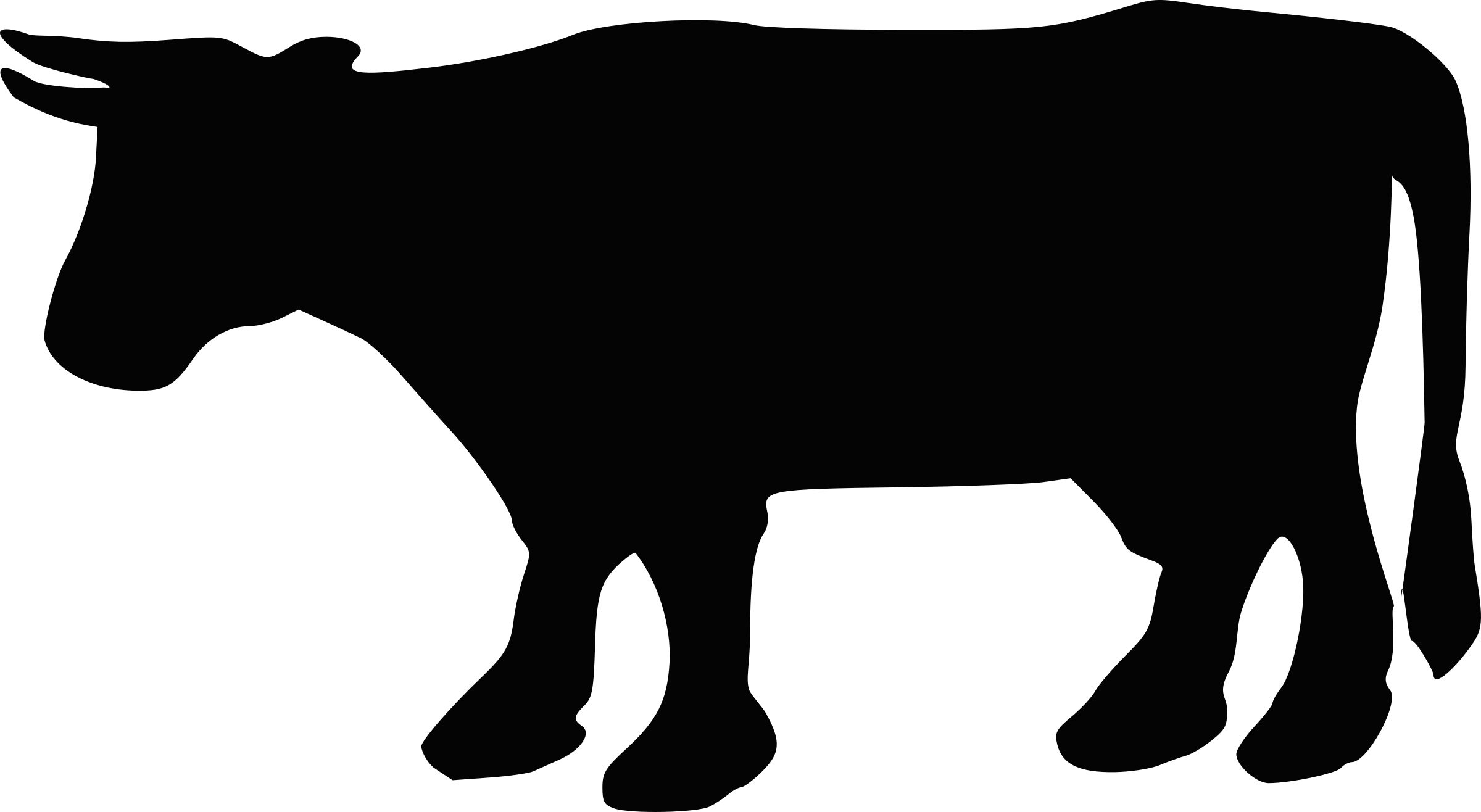 svg library library Cow Clipart silhouette