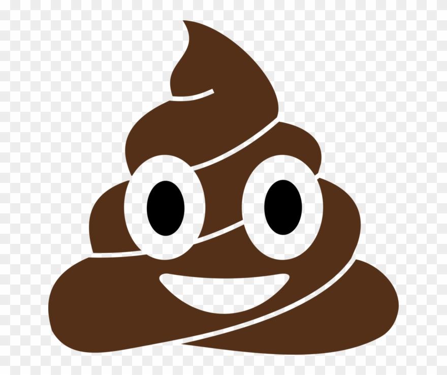 jpg stock Poop vector. Emoji design svg dxf