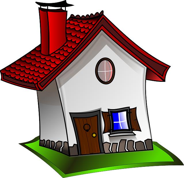 svg freeuse download Living clipart nice home. Greek homes fun history.
