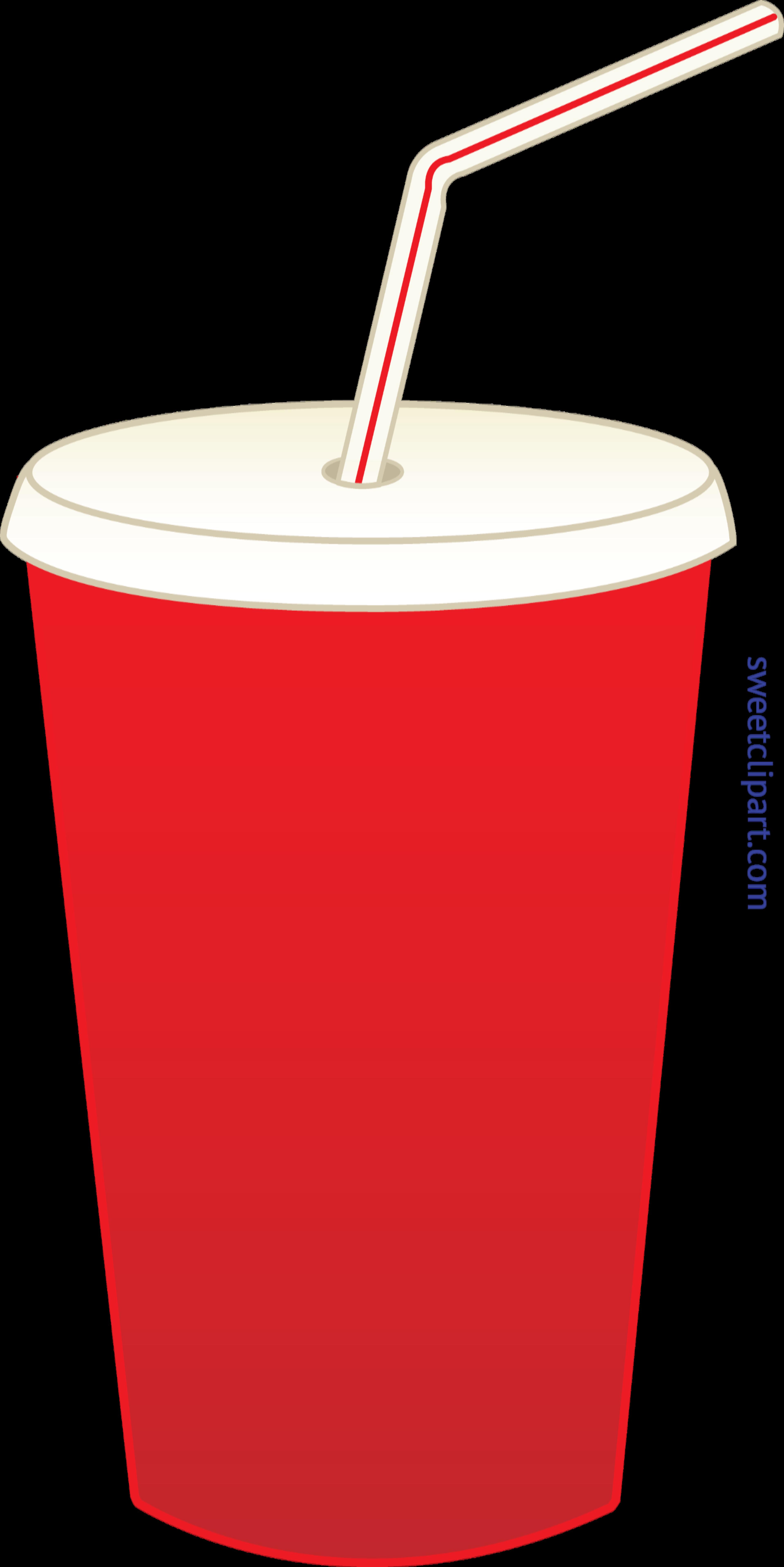 clip art library stock Soda in cup clip. Pop clipart.