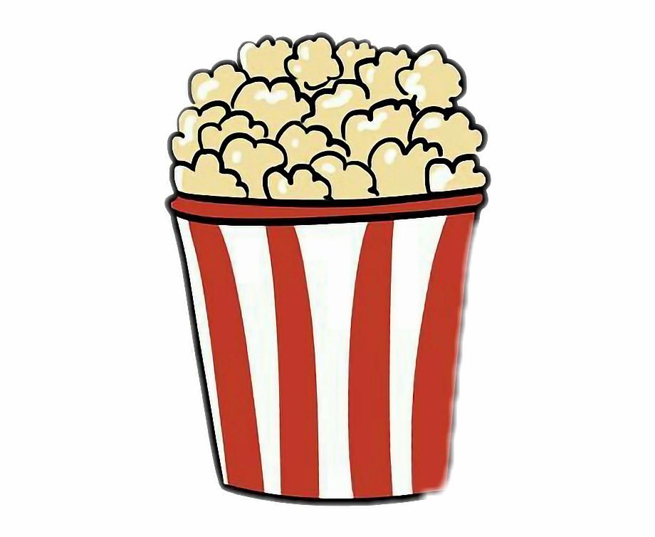 picture royalty free Wallpaper blink drawing pngtube. Popcorn clipart.