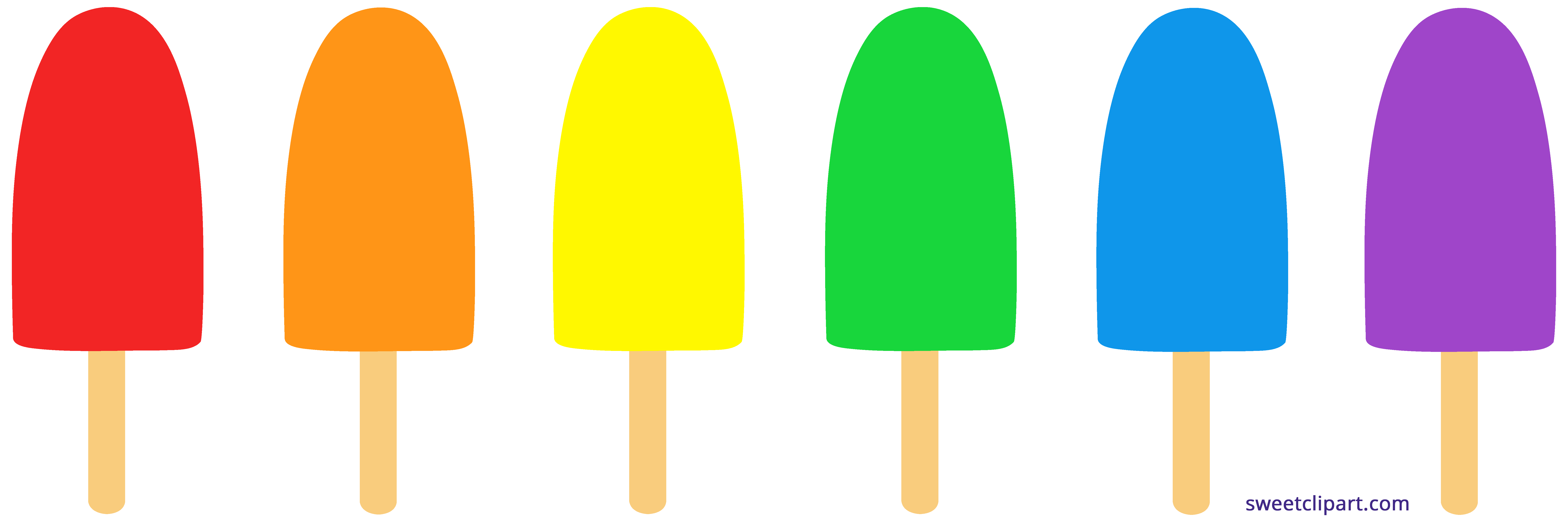 clipart royalty free Popsicle Clipart clip art