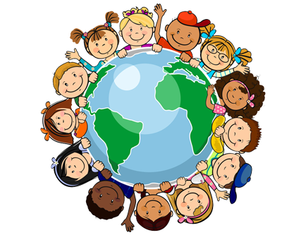 banner Population clipart top world. If the were a