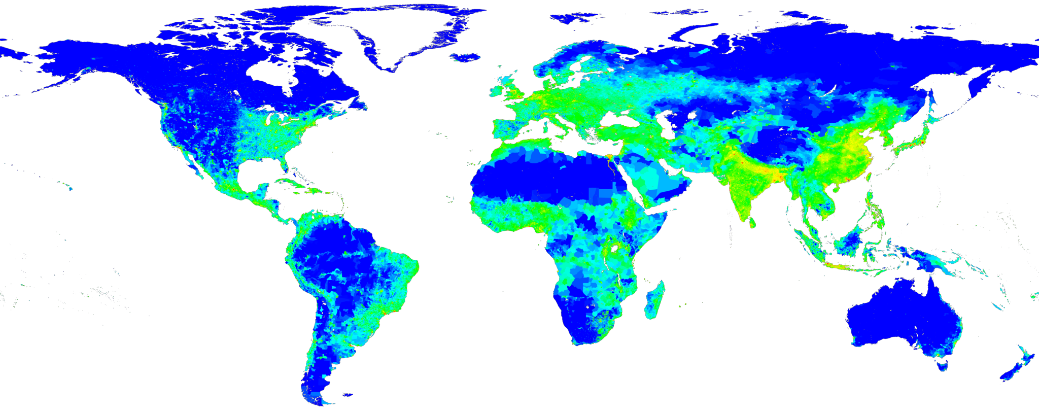 picture transparent stock Population clipart top world. Density map link italia