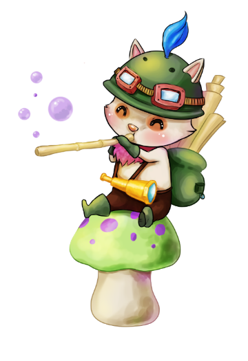 picture free library Captain Teemo by